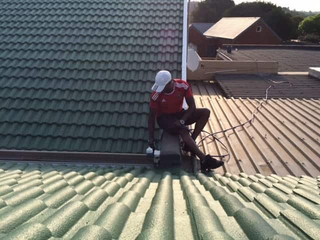 roof leak repair by our experts
